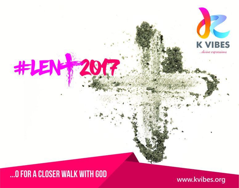 #Lent2017 II